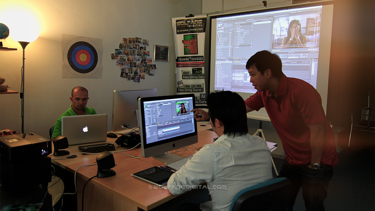kursus video editing indonesia